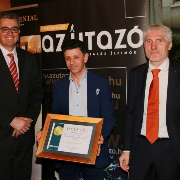 Dynamic increase in the hotel investment field – Tourism Investment Award of the Year
