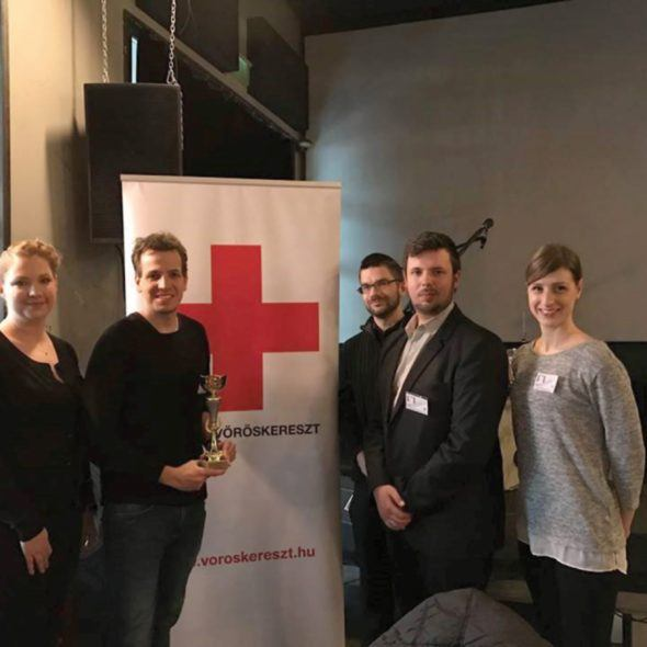 Mellow Mood Hotels' team took part in Charity First Aid Competition