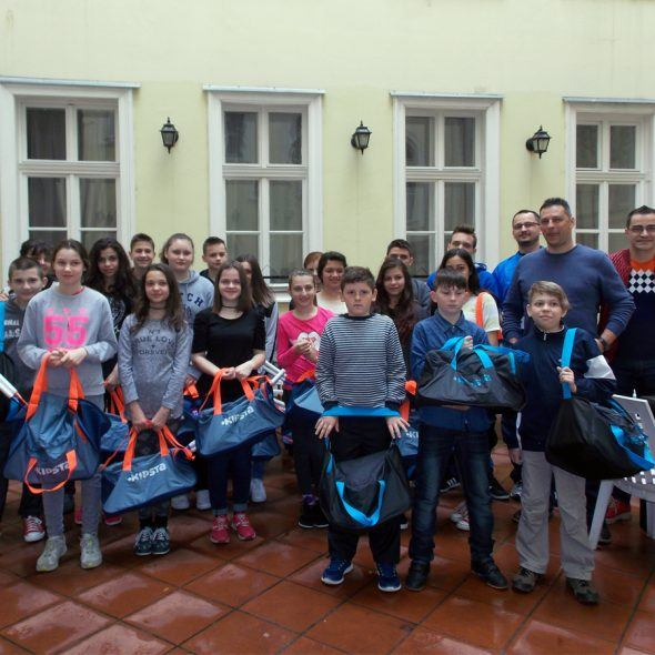 Cooperation with Hungarian Baptist Aid