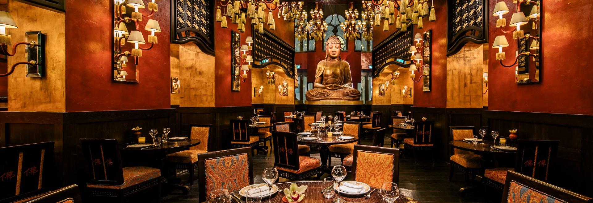 Buddha-Bar Restaurant - VR 360 TOUR