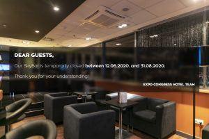 Expo Congress Hotel Sky Bar - VR 360 TOUR