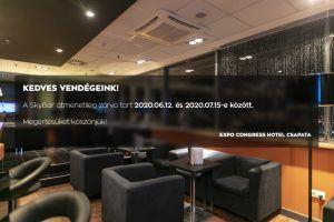 Expo Congress Hotel Sky Bar - VR 360 TÚRA