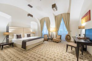 Buda Castle Fashion Hotel Junior Suite