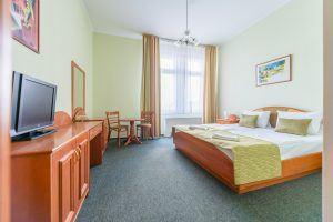 Baross City Hotel Double Room