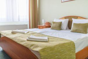 Baross City Hotel Single Room