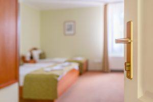 Baross City Hotel Triple Room