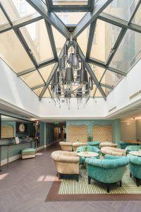 La Prima Fashion Hotel Lobby