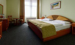 Baross City Hotel Double Room