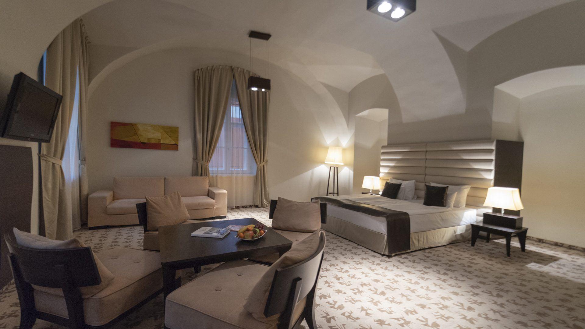 Buda Castle Fashion Hotel Executive Suite