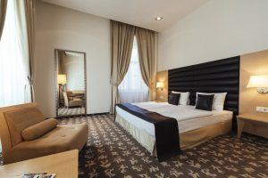 Buda Castle Fashion Hotel Superior Room