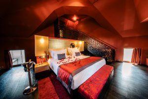 Buddha-Bar Hotel Budapest Buddha Suite