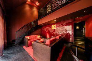 Buddha-Bar Hotel Budapest Duplex Suite