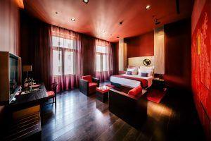 Buddha-Bar Hotel Budapest Executive Room