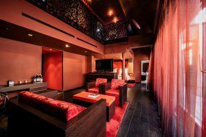 Buddha-Bar Hotel Budapest Sauna Suite
