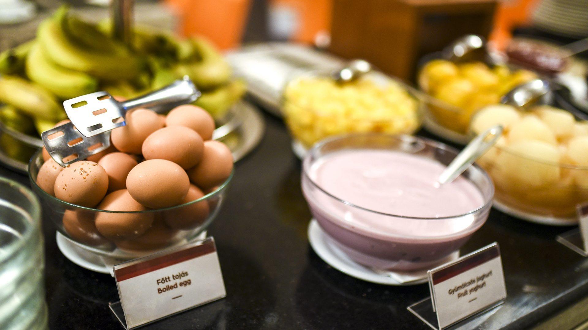 vacsora főtt tojás fogynism
