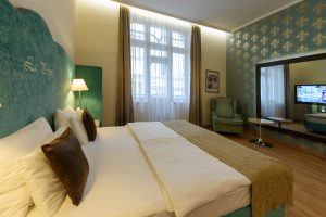 La Prima Fashion Hotel Deluxe Plus Double Room