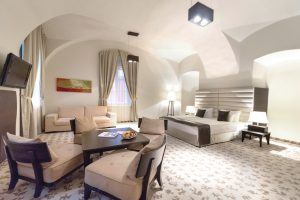 Buda Castle Fashion Hotel Executive Suite