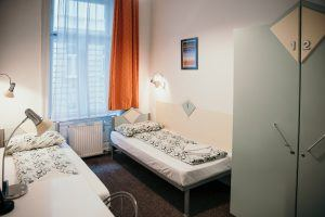Marco Polo Top Ho(s)tel Single Room