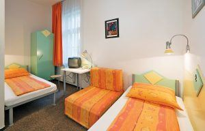 Marco Polo Top Ho(s)tel Triple Room