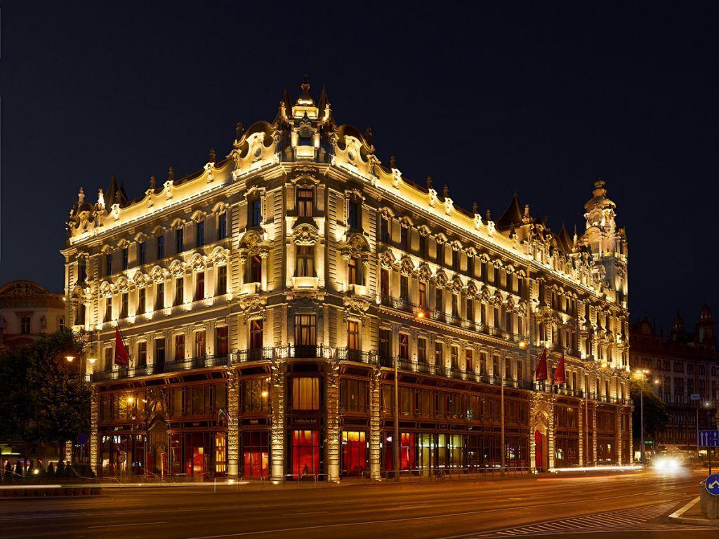 billig weekend till budapest