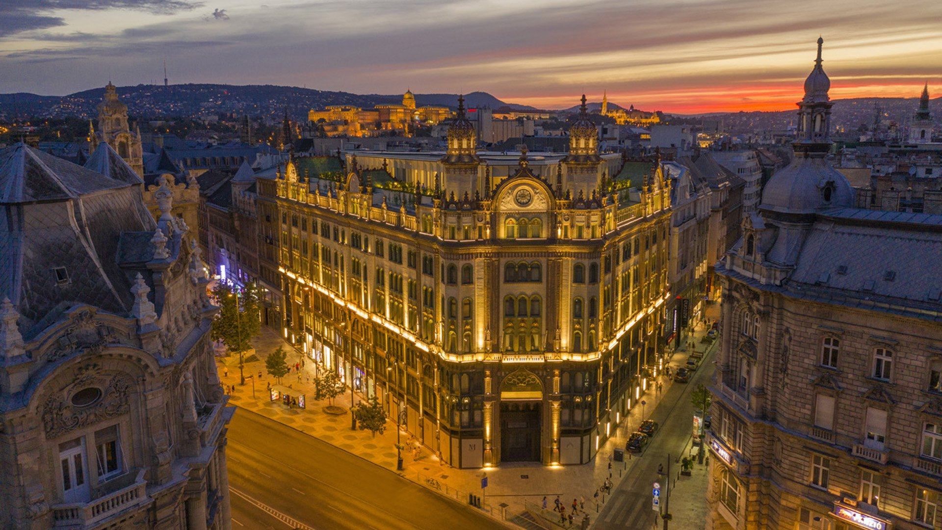 Parisi Udvar Hotel Budapest | Mellow Mood Hotels
