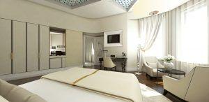 Párisi Udvar Hotel Budapest Pollack Suite