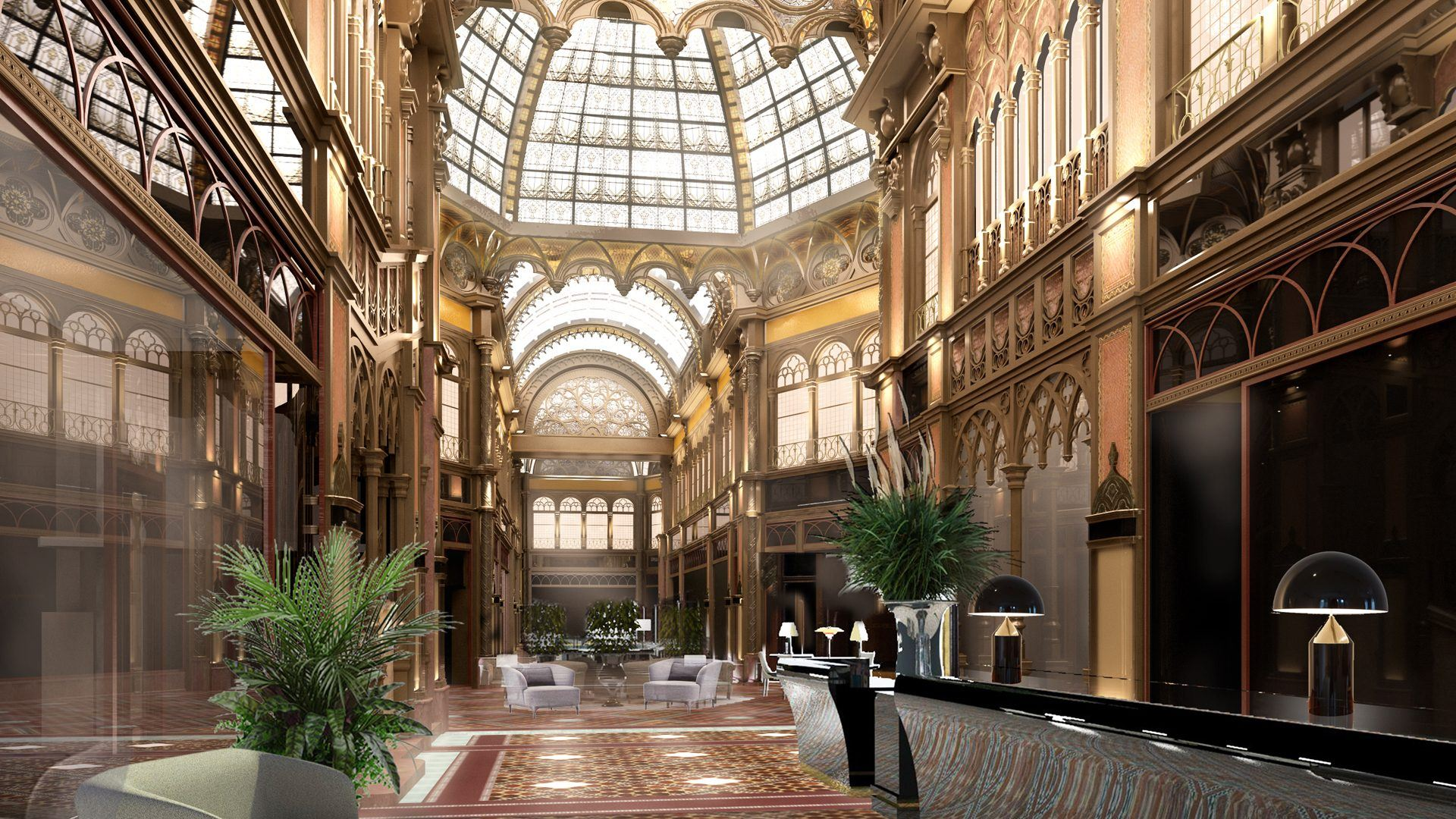 Parisi Udvar Hotel Budapest Mellow Mood Hotels