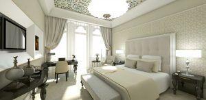 Párisi Udvar Hotel Budapest 1 King Bed Ferenciek Square View Deluxe