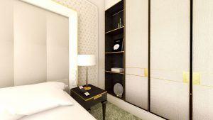 Párisi Udvar Hotel Budapest 2 Twin Bed