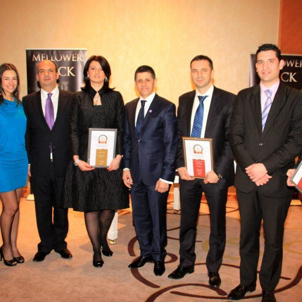 The Mellow Mood Group has received several awards at the Best of Budapest Gala