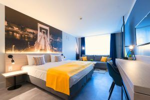 Impulso Fashion Hotel – Comfort Double or Twin Room