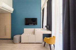 Alta Moda Twin or Double Room